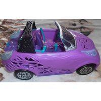 Кабриолет Скариж город страхов (Monster High Travel Scaris Convertible Vehicle)