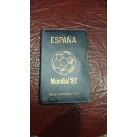 ИСПАНИЯ -1982 год,6 монет