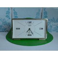 Часы будильник SLAVA(11камней) механические ТОРГ