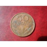 50 сентаво 1978 год Португалия