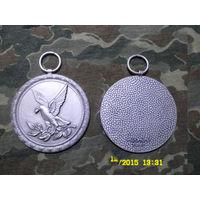 Медаль с орлом. США. Оригинал.