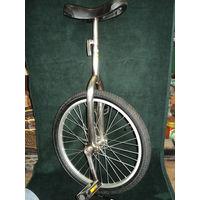 Моноцикл, одноколесный велосипед