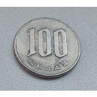 Япония 100 йен, 1969 7-2-18