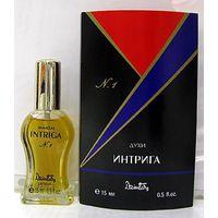 Дзинтарс (Dzintars) Интрига #1 (Intriga #1) Духи (Parfum) 15мл