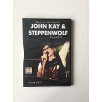JOHN KAY & STEPPENWOLF концерт DVD