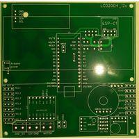 Контроллер для теплицы от AlexGyver - печатная плата