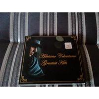 2 диска с песнями Челентано