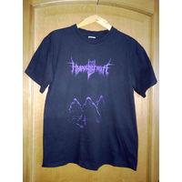 Официальная футболка Hypothermia (swedish black metal)