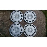 Колпаки колесные R16 VW оригинал