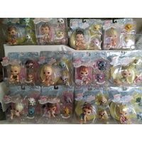 Кукла Братц Лил с двумя питомцами в ассортименте(12 различных наборов)