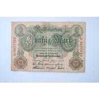 50 Марок. 1910г.