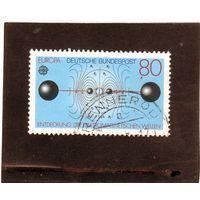 Германия. Ми-1176. Европа (C.E.P.T.) 1983 - Великие достижения человеческого разума.