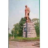 Одесса Памятник Шевченко Т. Г.