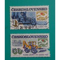 Чехословакия.XVI съезд KSC