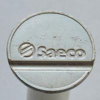 Жетон для кофейных автоматов фирмы Saeco