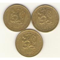 20 геллеров 1972, 1978, 1985 г. ЧССР.