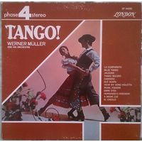 TANGO! Werner Muller and his orchestra, LP
