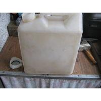 Канистра для холодных жидкостей(питьевой воды) или для полива на даче