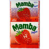 Фантик обертка от конфет Мамба