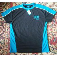 Брендовая футболка 888 poker. Новая.
