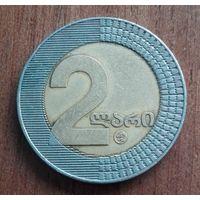 2 лари, Грузия,2006