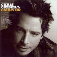 """Chris Cornell (ex-Soundgarden) - """"Carry Оn"""" 2007 (Audio CD) Подарю в дополнение к любому, купленному у меня лоту"""