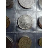 1 франк 1969