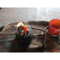 Фонарь переносной на батарейках из ссср