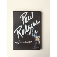 PAUL RODGERS and company концерт DVD