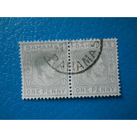 Багамы. 1938 г. Мi-105. Георг VI.