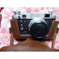 Советский фотоаппарат ФЭД-2 СССР 1953 г. (The Soviet photo camera FED-2)