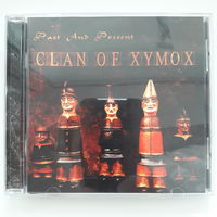 Clan Of Xymox - Past And Present, CD, IROND