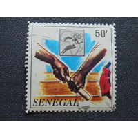 Сенегал 1979г. Спорт.