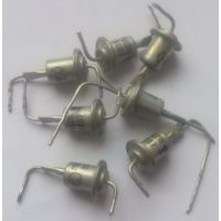 Диод МД218 7 ШТ 1000В 100мА 1КГц