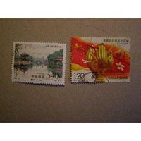 Китай 2 марки