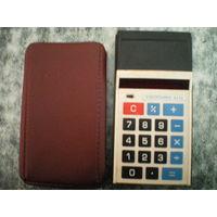 """Микрокалькулятор Электроника Б3-23.""""Советский микрокалькулятор - самый крупный в мире!""""."""