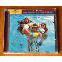 "The Mamas & The Papas ""Classic. The Universal Masters Collection"" (Audio CD - 1999)"
