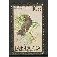 Ямайка. Гашеная. Лот-14