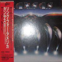 Kansas - Song For America (1975, Audio CD, mini LP, копия японского издания 2008 года)