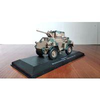 Броневик 2й мировой Humber Mk.IV 8th Infantry Division (India) Sango river (Italy) 1943 год 1:43