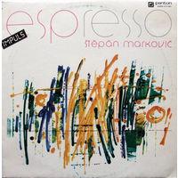 LP ESP Stepana Markovice - Espresso (1987) Post Bop, Fusion, Latin Jazz