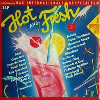 Hot and Fresh/31 Super Hits/1991, BMG, Germany, 2LP, NM