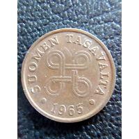 1 пенни 1965