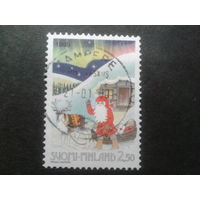 Финляндия 1999 Рождество