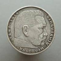 2 рейхсмарки 1939 А, Отличная! С 1 Рубля!