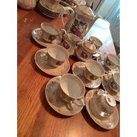 Набор для кофе на 8 персон  Польша
