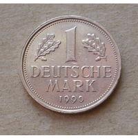 1 марка 1990 года. F.
