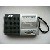 Радио приёмник Vitek мини