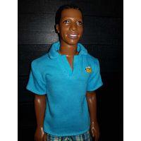 Темнокожий парень Кен  Mattel-оригинал