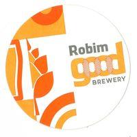 """Подставку пивоварни """"Robim Good Brewery""""."""